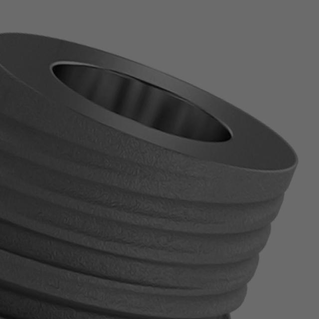 Design di connessione conica uniforme da 3,3 mm a 6,0 mm